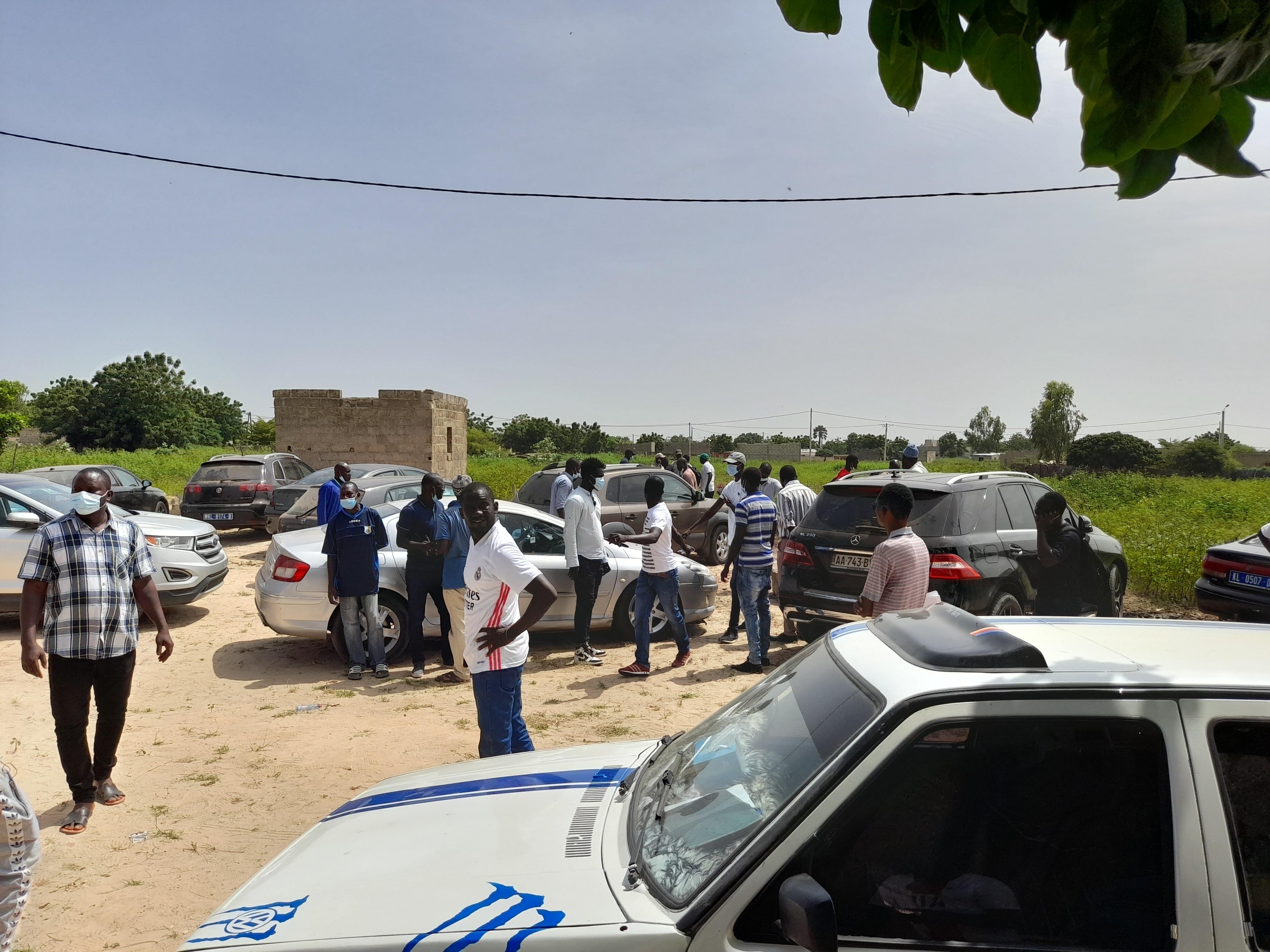 AG ordinaire de l'Asc Saloum : Vive tension à Kaolack... L'accès interdit à certaines personnes.