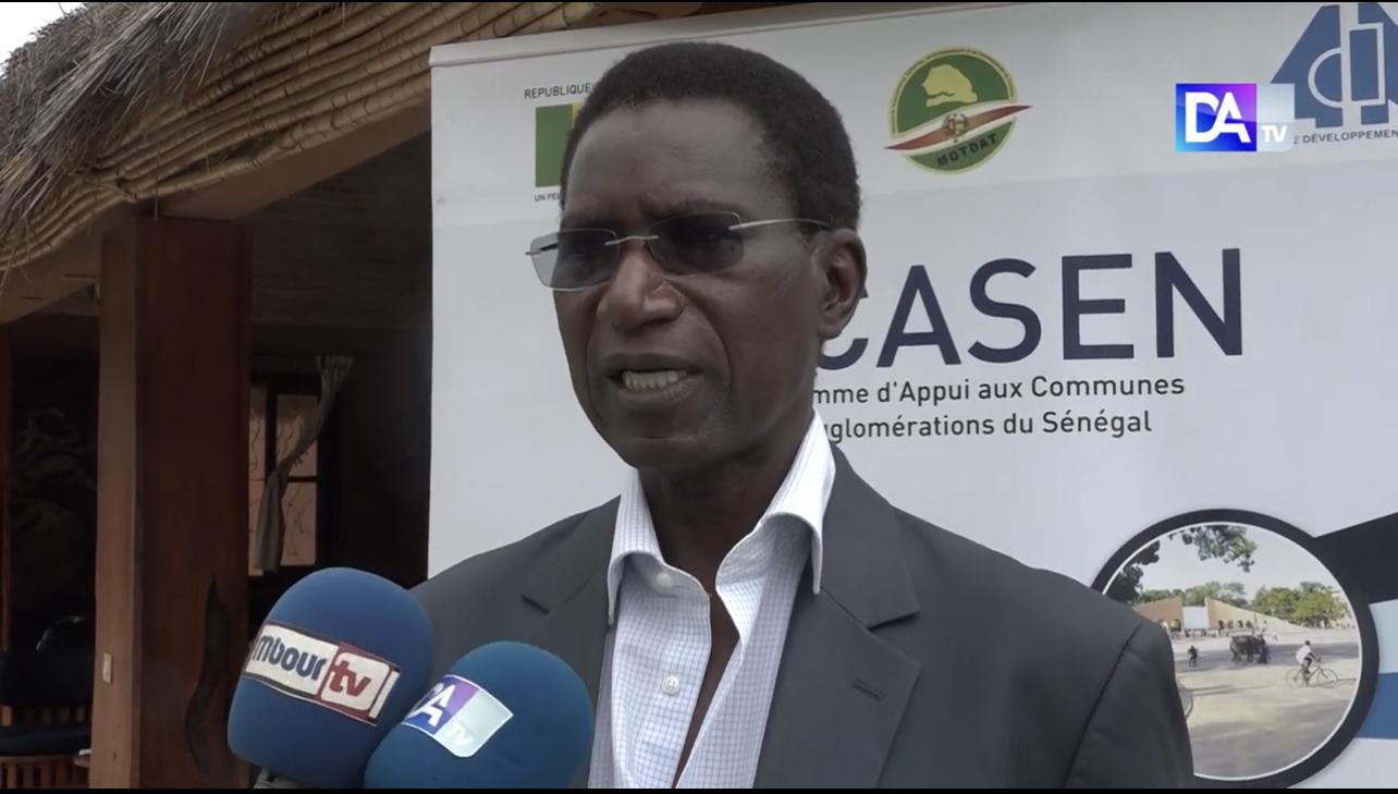 Économie : Le maire de Ngaye Mékhé chante les mérites du Pacasen pour son impact positif dans sa commune.