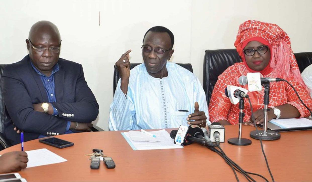Choix des candidats aux locales : La coalition Macky 2012 invite le président Sall à écouter la base.