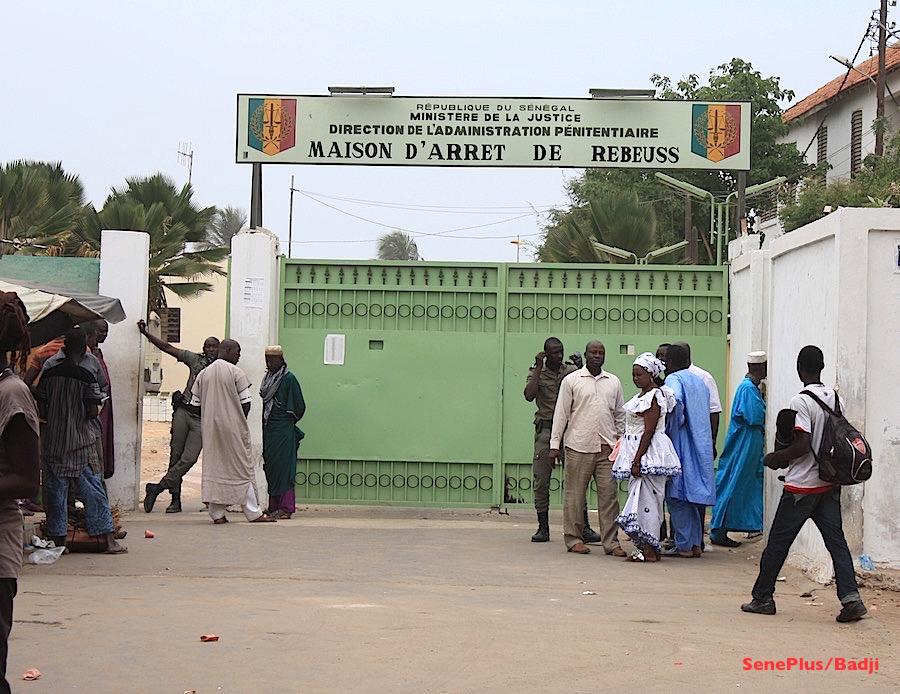 Administration Pénitentiaire : les visites aux détenus autorisées à partir du 06 octobre.