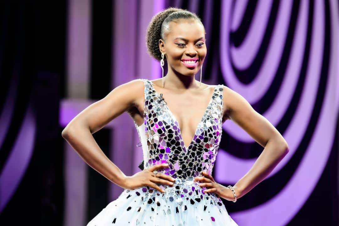 Penda Sy élue Miss World Sénégal 2021.