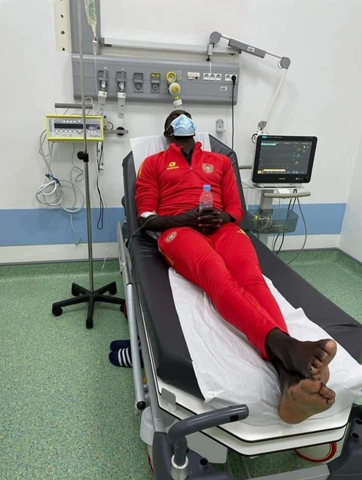 Eliminatoires Mondial Qatar 2022 : Scandale autour du match Maroc vs Guinée Bissau, les Djurtus victimes d'intoxication alimentaire, plusieurs joueurs hospitalisés…