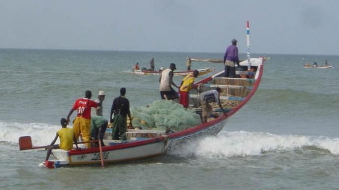 Les 5 pêcheurs portés disparus en Casamance depuis le 13 septembre, retrouvés vivants.