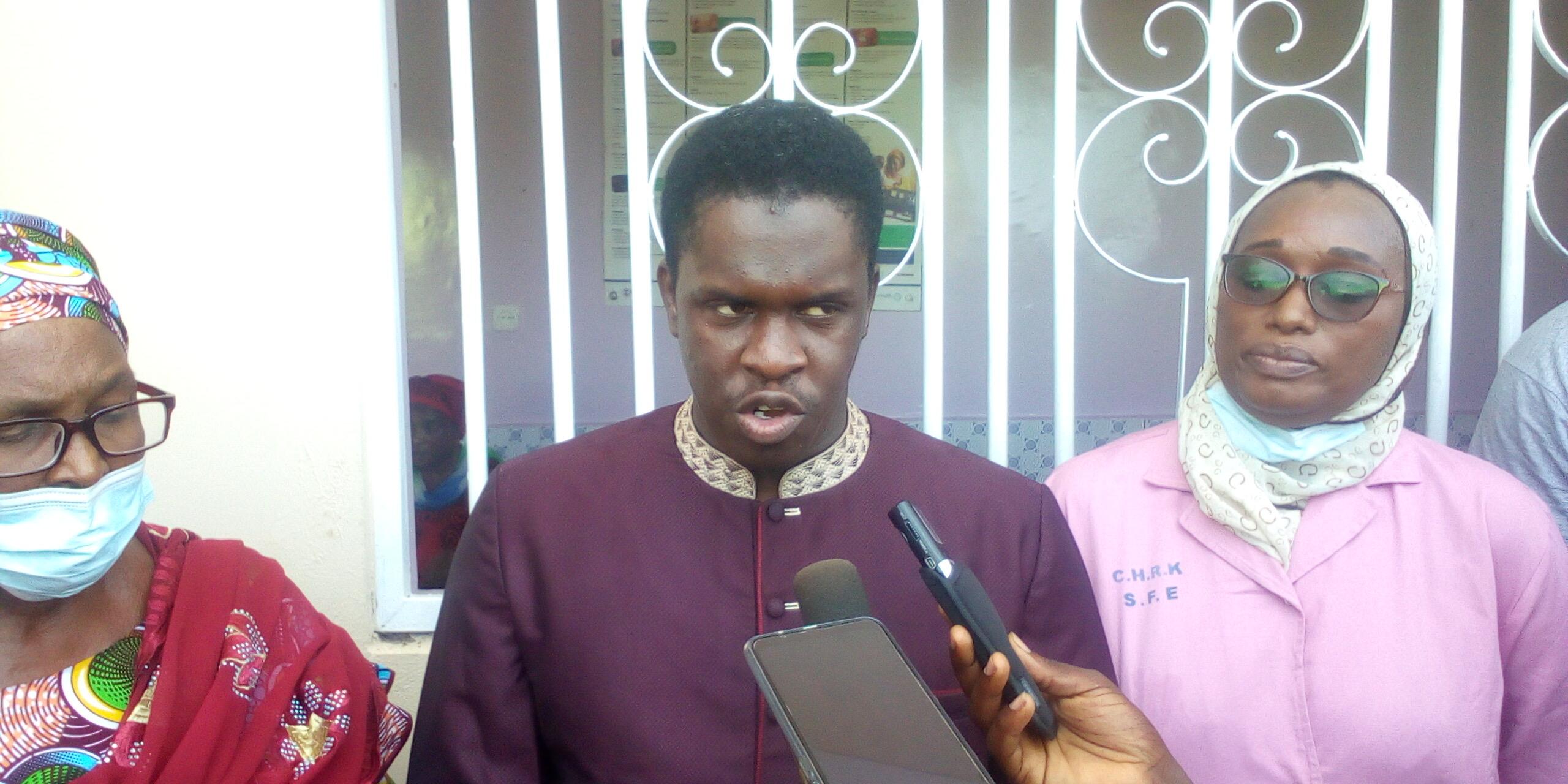 Abdourahmane Baldé (président du MKD) : « Le mouvement Kolda debout est décidé à aller aux locales et…à partir d'aujourd'hui, on entendra des ralliements à n'en plus finir… »
