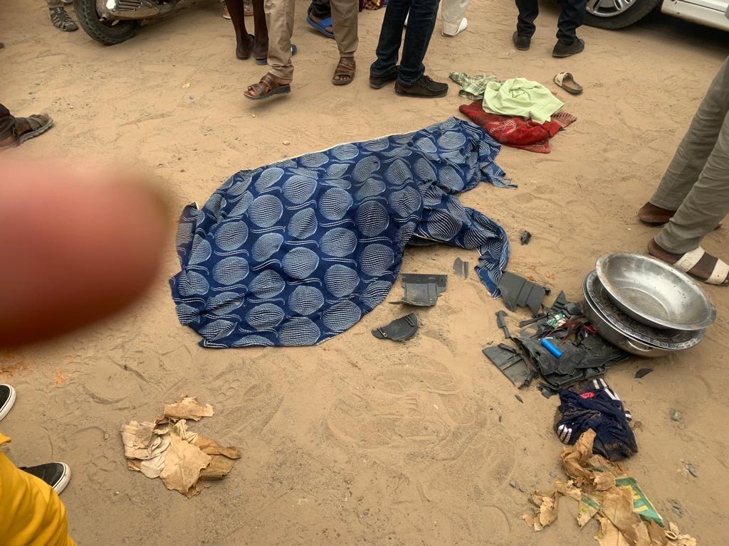 Pont « Sénégal 92 » : Un jeune mortellement fauché par un camion.