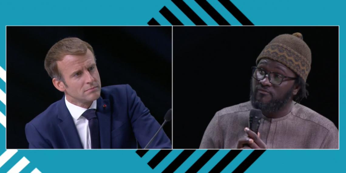 Sommet Afrique-France : Les 6 exigences de Cheikh Fall, président de AfricTivistes au président Macron.