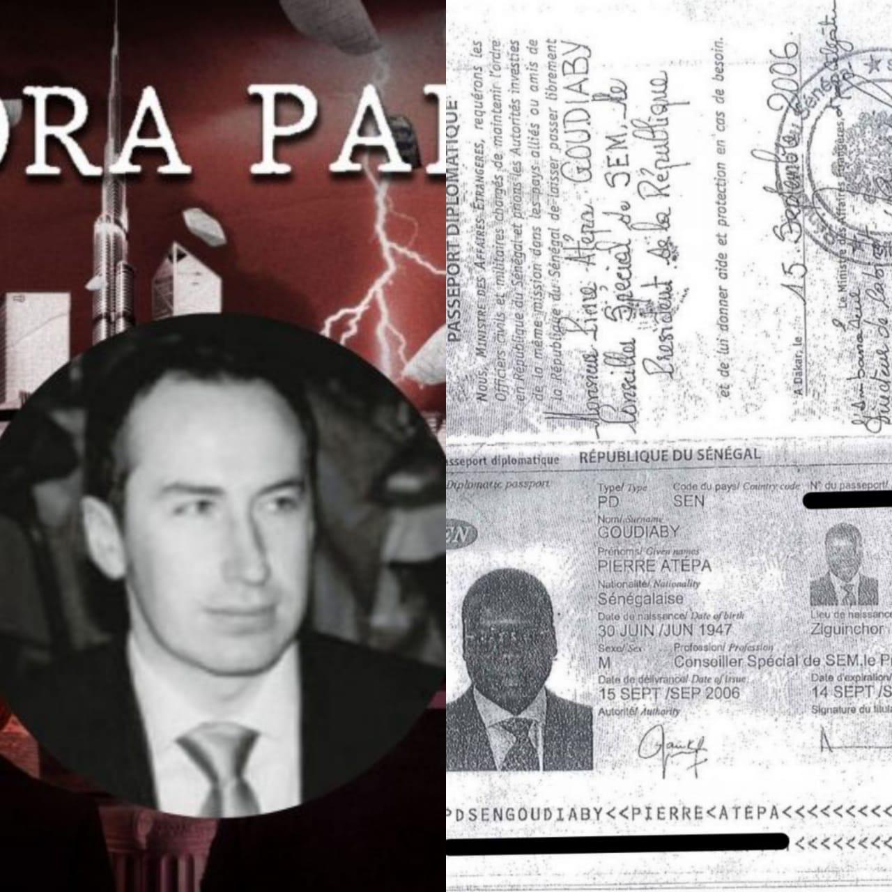 « Pandora Papers » : Pierre Atépa Goudiaby cité dans une « sulfureuse connexion russe » dans le secteur minier au Niger.