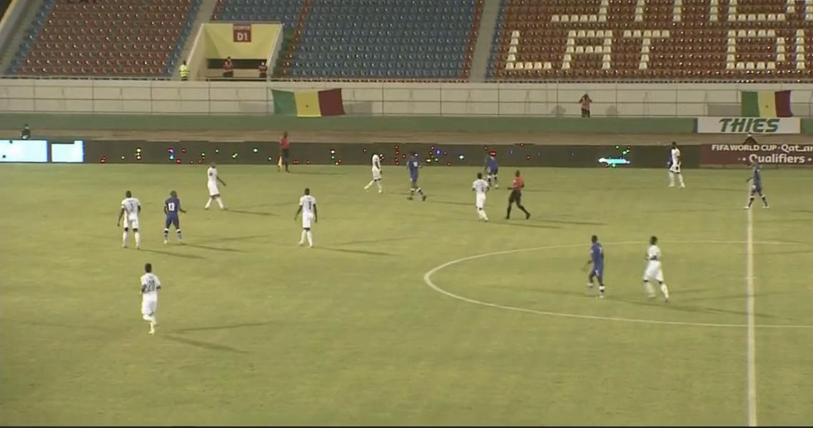 Sénégal - Namibie : Les Lions mènent 2-0 à la pause, Gana Guèye et Famara Diedhiou buteurs...