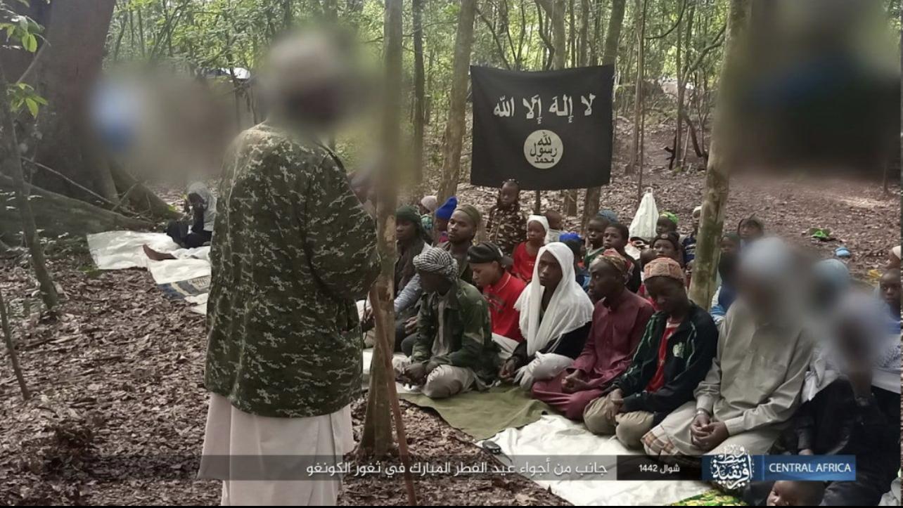 Terrorisme : l'Afrique centrale face aux envies expansionnistes de l'État Islamique.