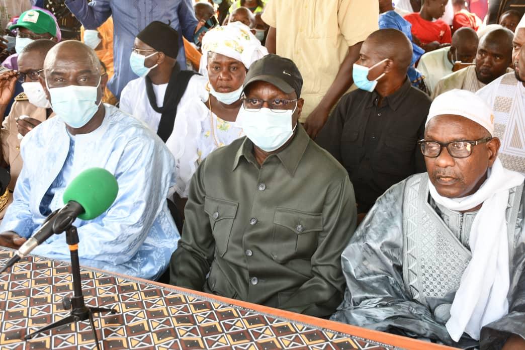 Matam / lancement Xëyu Ndaw Ñi : 1040 jeunes recrutés pour contribuer à la mise en œuvre du Plan Sénégal Émergent Vert.