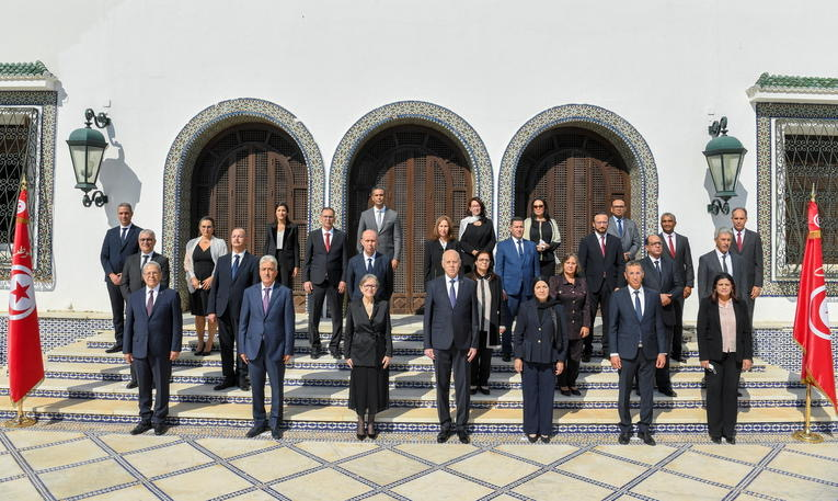 Nouveau gouvernement en Tunisie : Najla Bouden Romdhane s'entoure d'une équipe de 25 ministres.