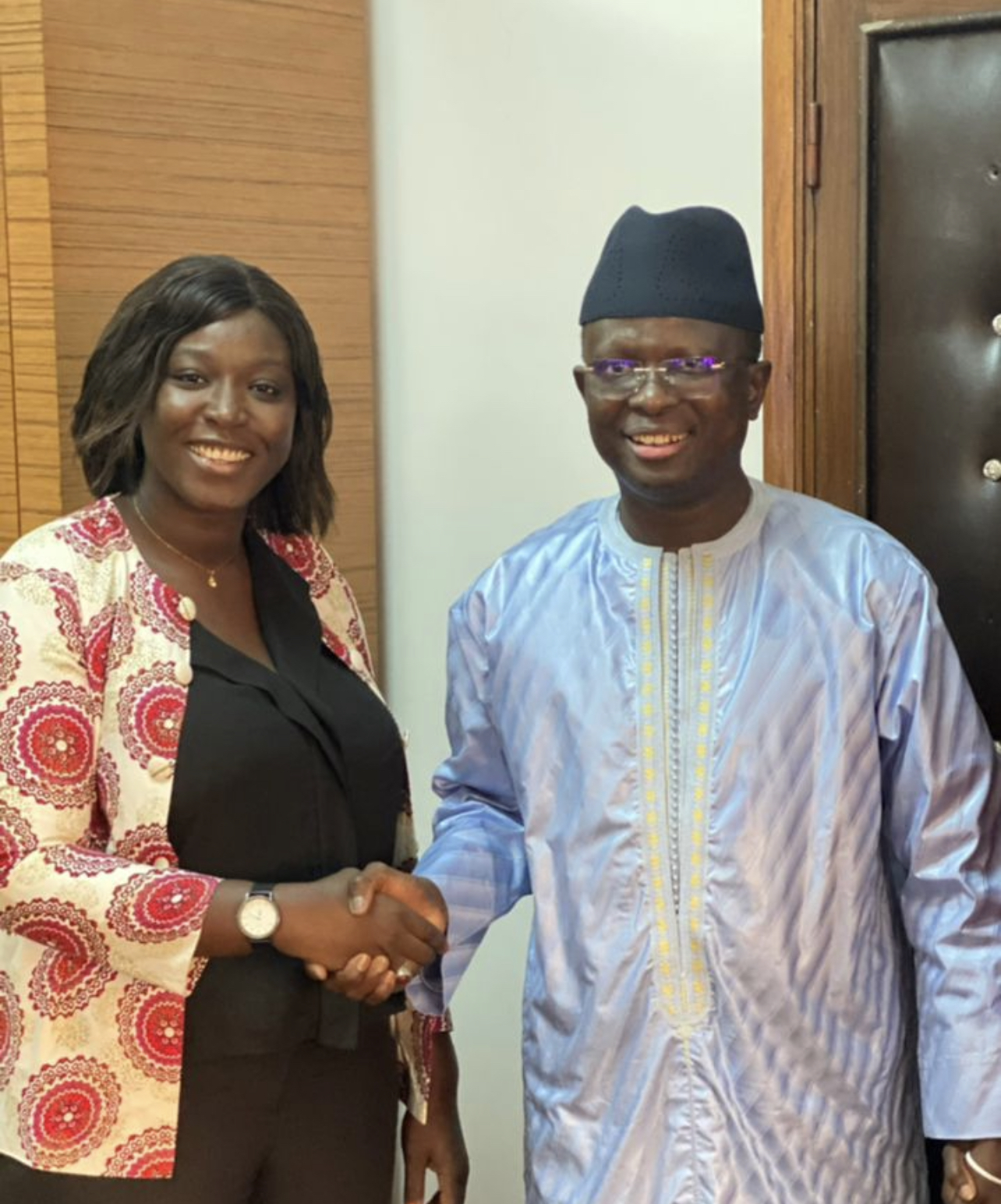 Démission Politique : Le parti Libéral Social Sénégalais de Samuel Sarr perd sa responsable des jeunes qui rejoint le Ldr/ Yessal.
