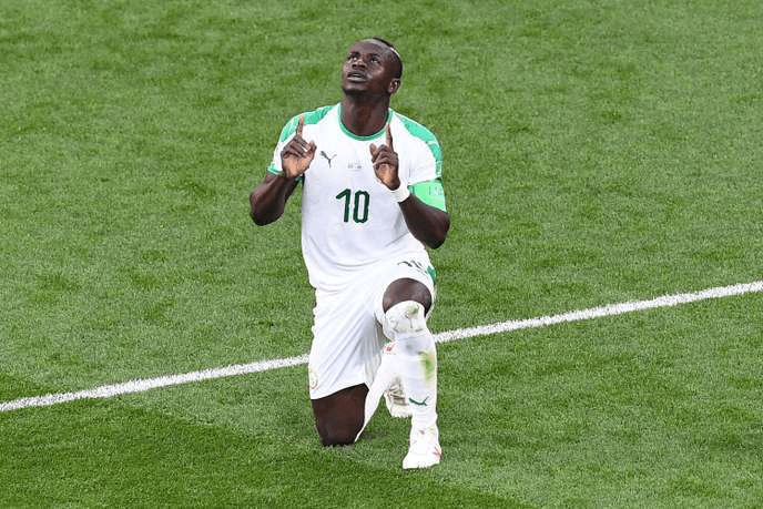 Équipe nationale : Buteur lors des 5 derniers matchs du Sénégal, Sadio Mané porte l'attaque des Lions