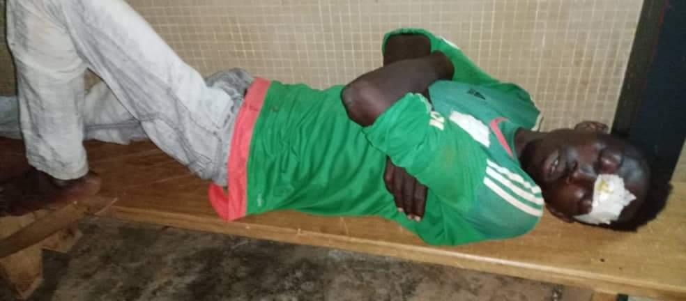 Ville de Pô au Burkina : Une femme provoque une bagarre générale entre civils et militaires.