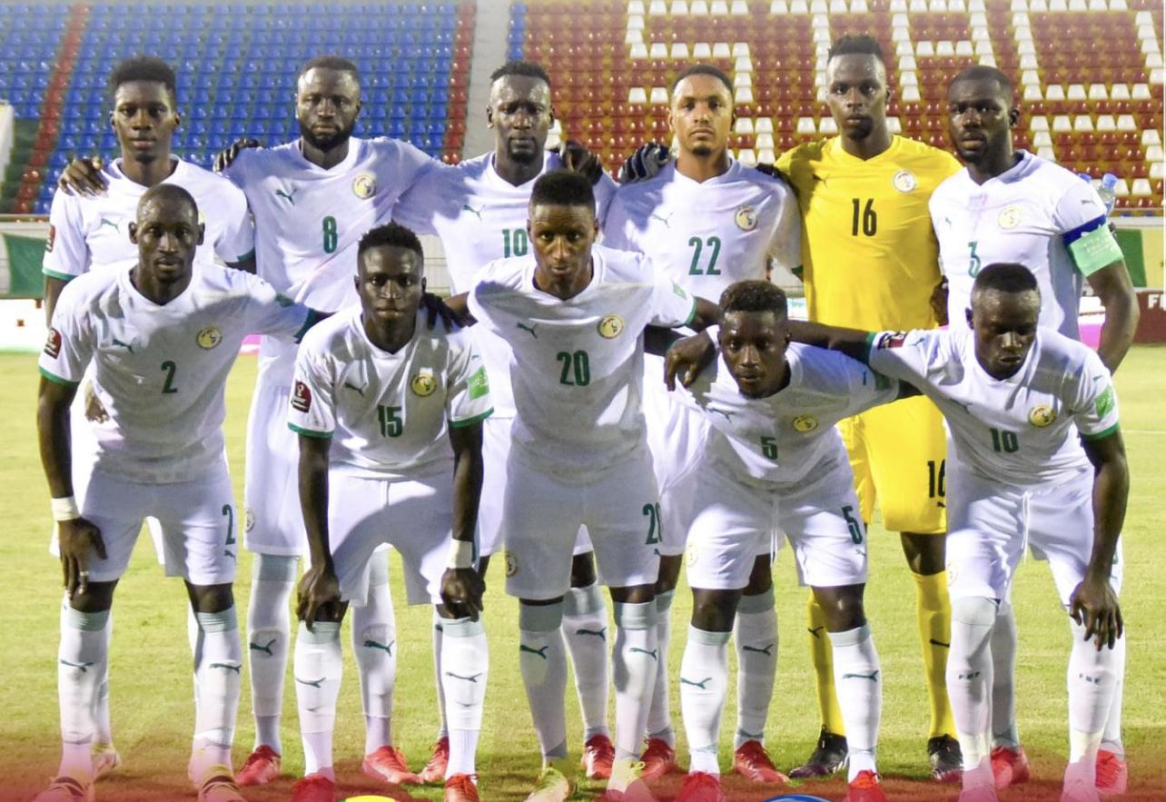 Namibie vs Sénégal : Aliou Cissé reconduit le même onze de départ avec Keita Baldé à la place de Krépin Diatta…