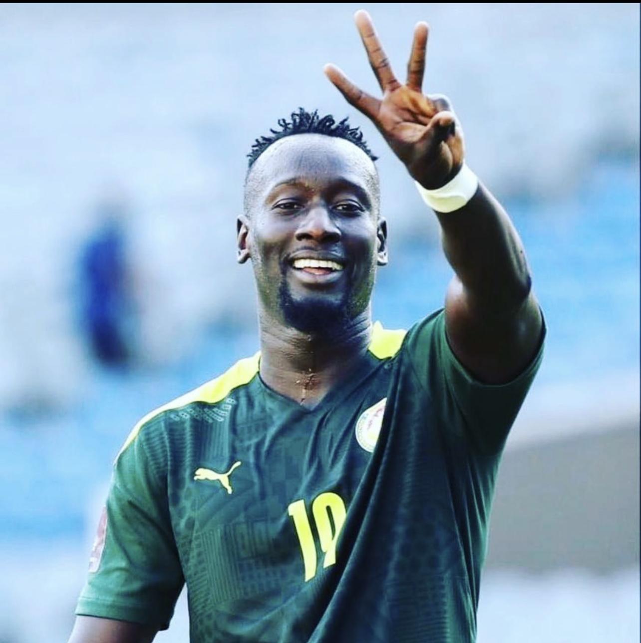 Équipe nationale : Auteur de son 2ème triplé avec les Lions, Famara Diédhiou relance la concurrence en attaque.