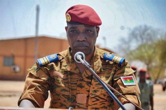 Poussée de la menace terroriste au Burkina : Le nouveau chef d'état-major de l'armée chargé de réorganiser les forces de défense et de sécurité.