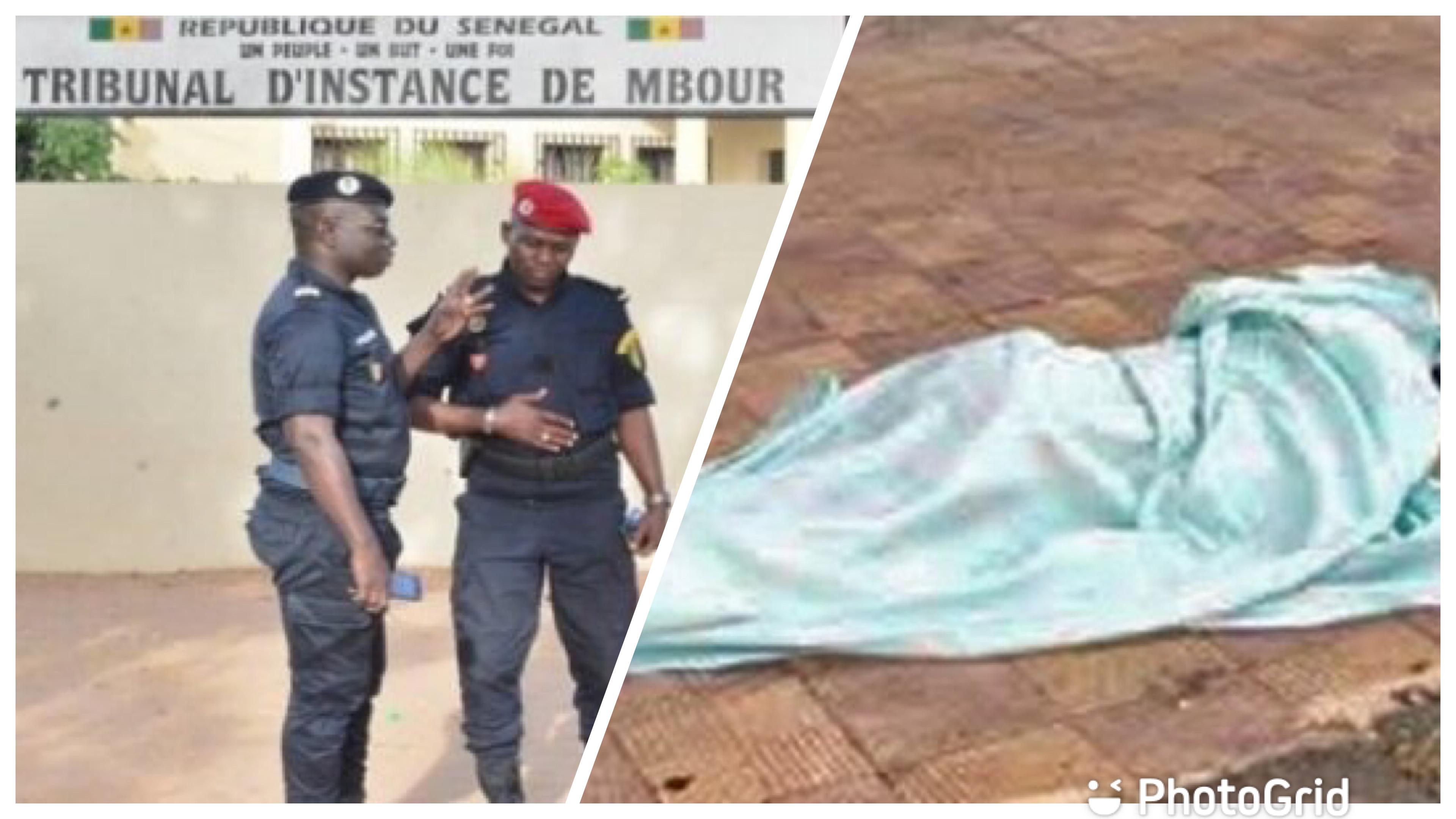 Mballing : Le corps exhumé au bord d'un poulailler, serait probablement celui de M. Camara, disparu depuis 2018