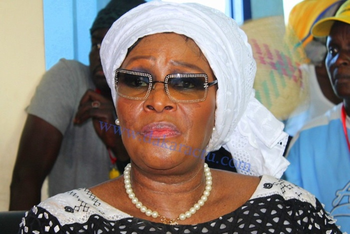 Affaire Jaxaay : Aïda N'diongue entendue par le doyen des juges