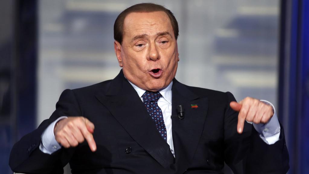 Berlusconi condamné à trois ans de prison pour corruption