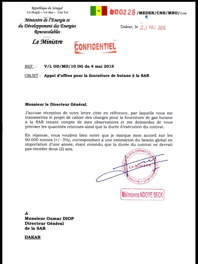Ministère de l'Energie : Les véritables raisons du départ de Maïmouna N'doye Seck