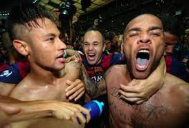 Neymar s'éclate à Las Vegas
