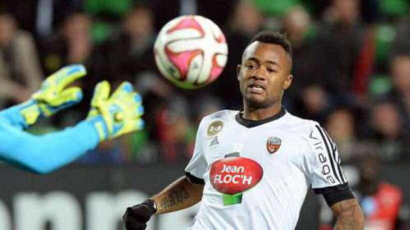 Lorient fixe le prix de Jordan Ayew