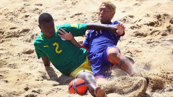 Coupe du Monde Beach Soccer: L'aventure s'arrête pour le Sénégal