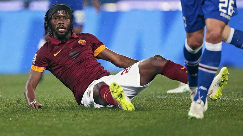 Gervinho, le boulet de l'AS Roma