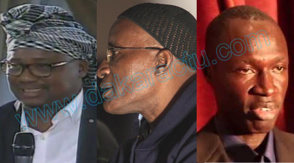 Les journalistes Alioune Badara Fall et Mamadou Seck déférés!
