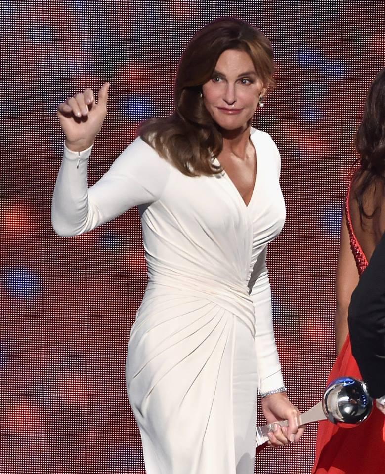 Arthur Ash Awards : La première apparition publique de Bruce Jenner devenu Caitlyn après sa transformation