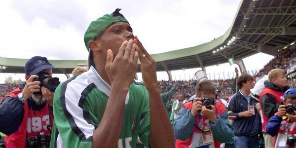 Sunday Oliseh, nouveau sélectionneur du Nigéria
