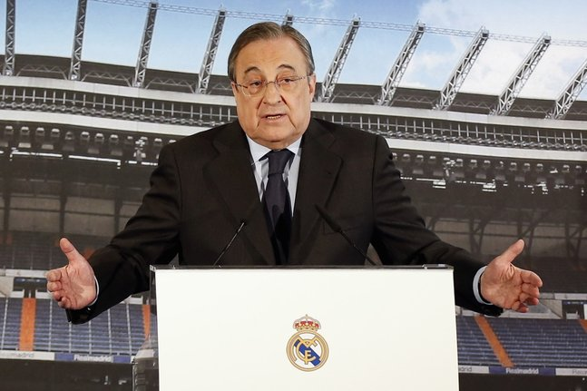 """REAL MADRID : """"Florentino Perez n'aime pas les joueurs noirs"""""""