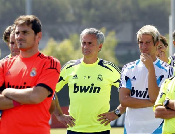 José Mourinho choqué du salaire d'Iker Casillas
