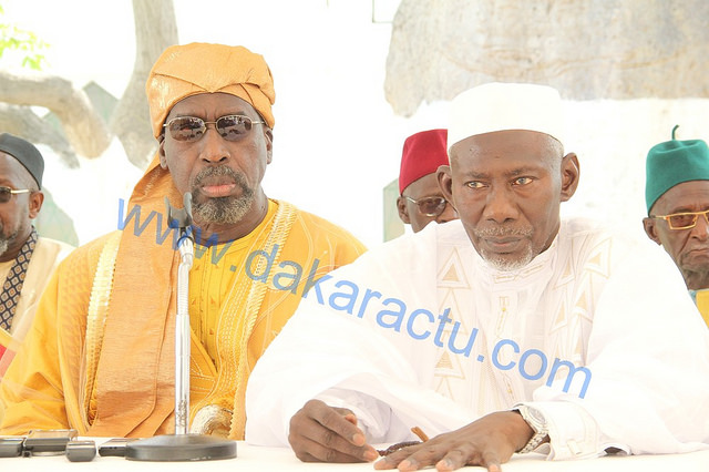 """Abdoulaye Makhtar Diop : """"Nous défendons et soutenons l'Imam ratib de la grande mosquée de Dakar"""""""