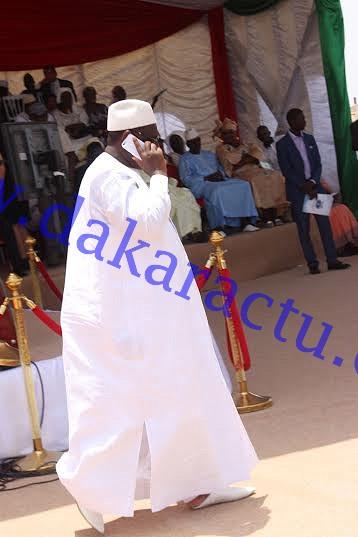 INAUGURATION DU PORT DE FOUNDIOUGNE : Haro autour de cet appel téléphonique du Chef de l'Etat