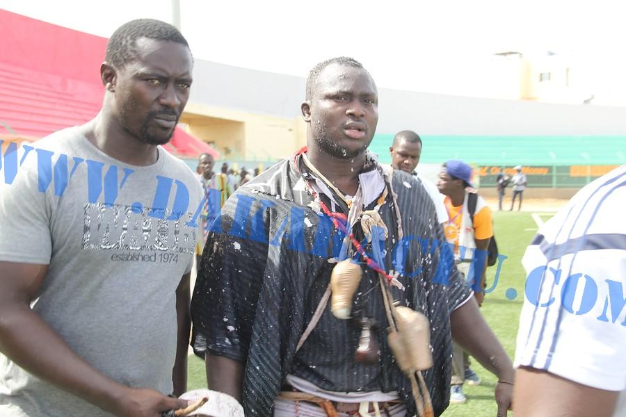 Ndiogou Dia, Superviseur à l'écurie Rock Energie : « Modou est trop téméraire! »