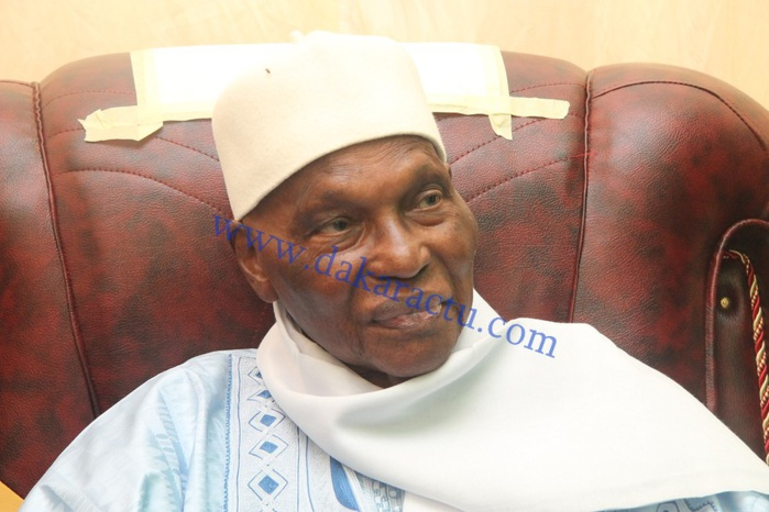 Me Abdoulaye Wade en deuil