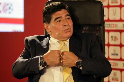 FIFA : Attention, j'arrive! prévient Maradona