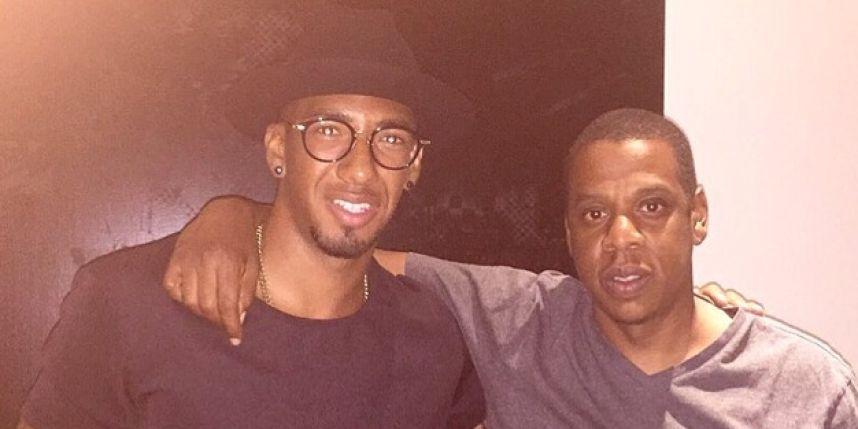 Jérôme Boateng s'engage avec Jay-Z !