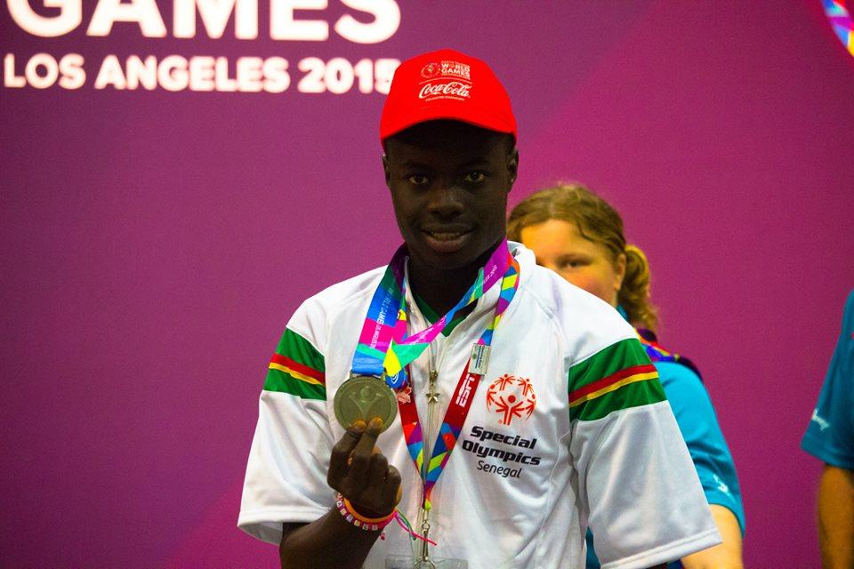 Jeux Mondiaux Los Angeles 2015 : le Sénégal décroche des médailles d'or (IMAGES)