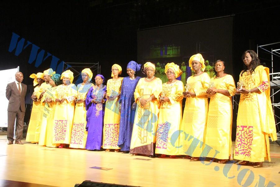 Les images du 3ème Gala de la Santé Organisé par l'Association des femmes Médecins du Sénégal (  AFEMS )