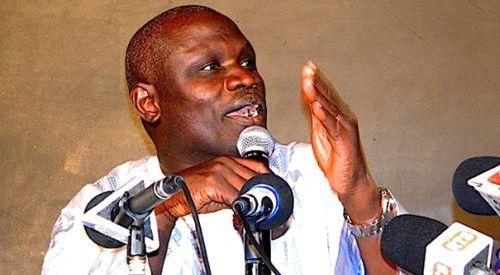 Gaston M'bengue réitère sa décision de quitter la présidence du N'diambour