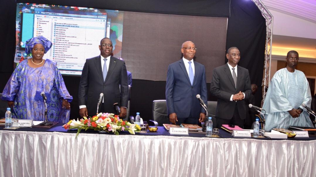 Macky Sall au Conseil présidentiel sur l'éducation : « Notre offre d'éducation est caractérisée par une instabilité et des résultats mitigés »