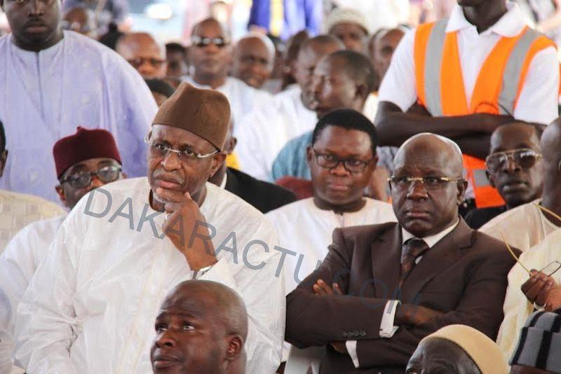 PHOTO - Lors du Mariage de son fils Lahat Faye, l'homme d'affaires Mbackiou Faye réunit le gotha politique à Gouye Massalikoul