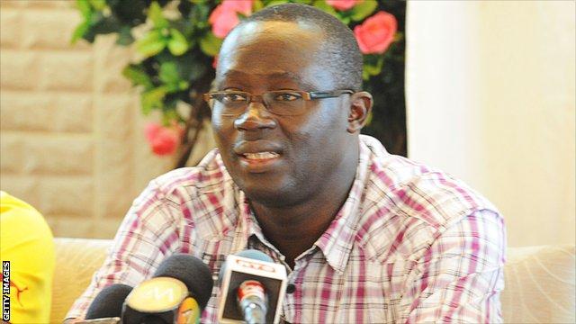 Football : Aliou Cissé et ses adjoints percevront leurs salaires à partir de ce mois (président Fédération)