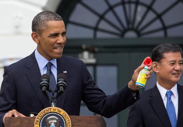 Barack Obama, 54 ans et toujours aussi cool