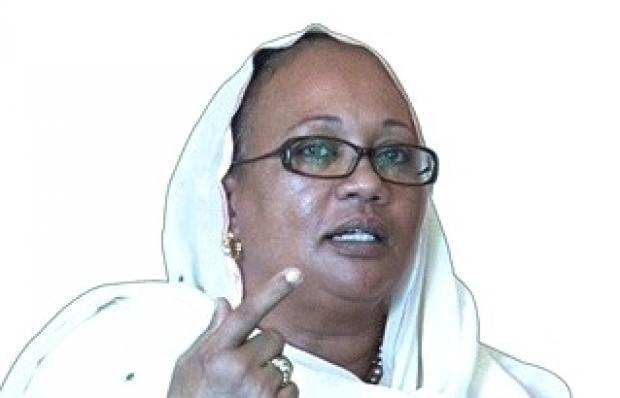 Mme Fatimé Raymonne Habré « Amane » et « Îmâne » dans l'affaire Hissein Habré