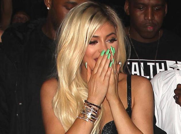 L'incroyable cadeau reçu par Kylie Jenner pour ses 18 ans