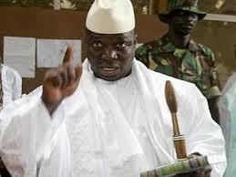 Yaya Jammeh change encore de...nom